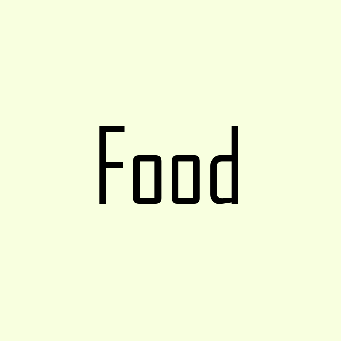 Food; what I cook, what I eat