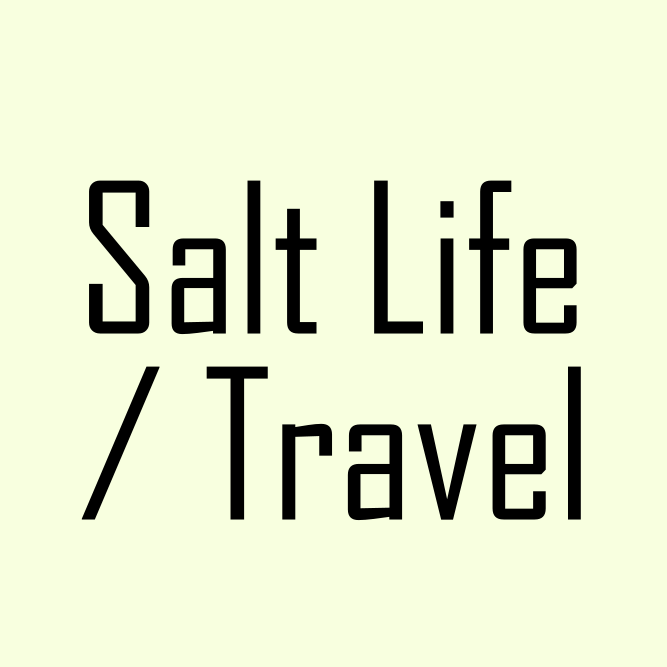 Salt life with a large family