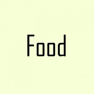 Food life blogging